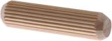Дървена дибла ф8х35