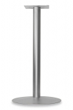 Крак централен,основа ф380 мм, L730 мм за плоскост