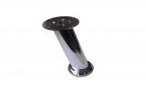 Наклонен крак ф42, 10 см. с метална основа