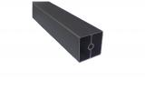 Алуминиев конектор гладък 40х40